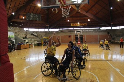 Boys Taranto Basket – Lupiae Team Salento