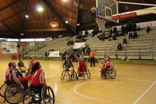 Lupiae Team Salento - Sportinsieme Sud Barletta
