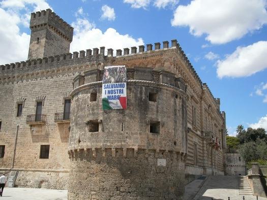 palazzo del comune di Nardò
