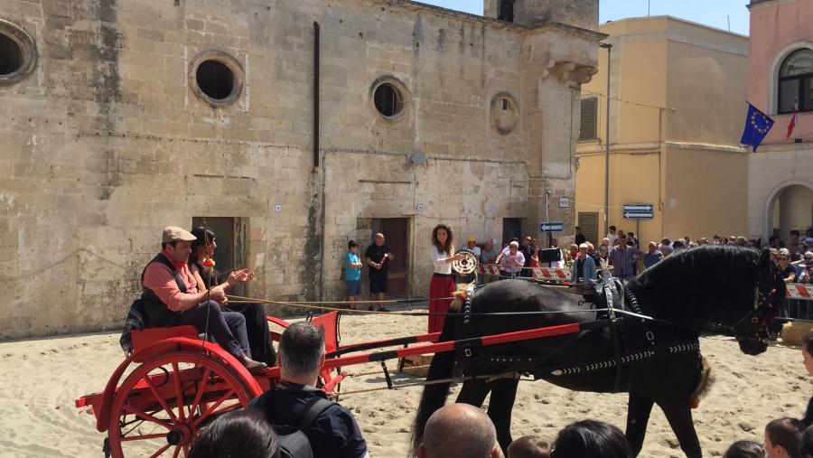 """Caprarica di Lecce 25 aprile 2018 """"La Fiera di San Marco"""""""