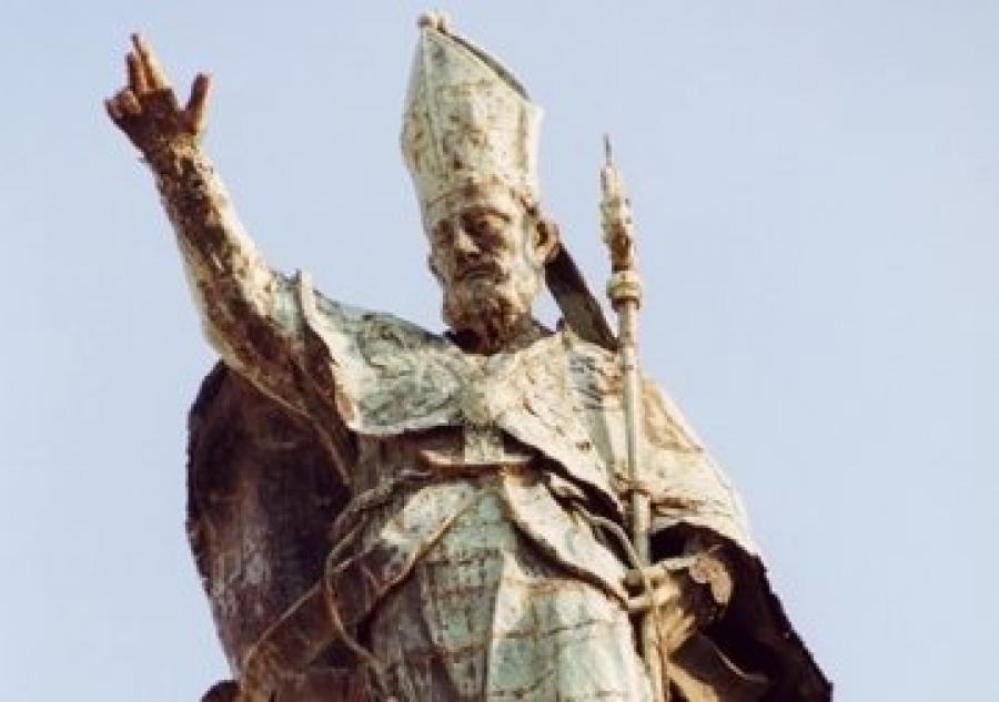 Caprarica di Lecce, 23 novembre 1884 - Santu Ronzu Te Lu Raganu