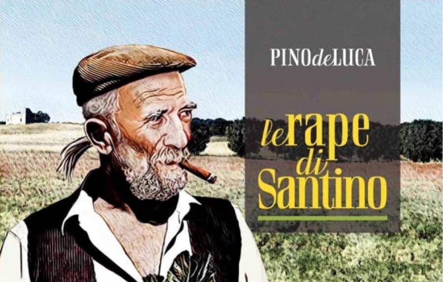 """14/11/2018 - Quarta sera L'Altro Libro presentazione """"Le rape di Santino"""" di Pino de Luca"""